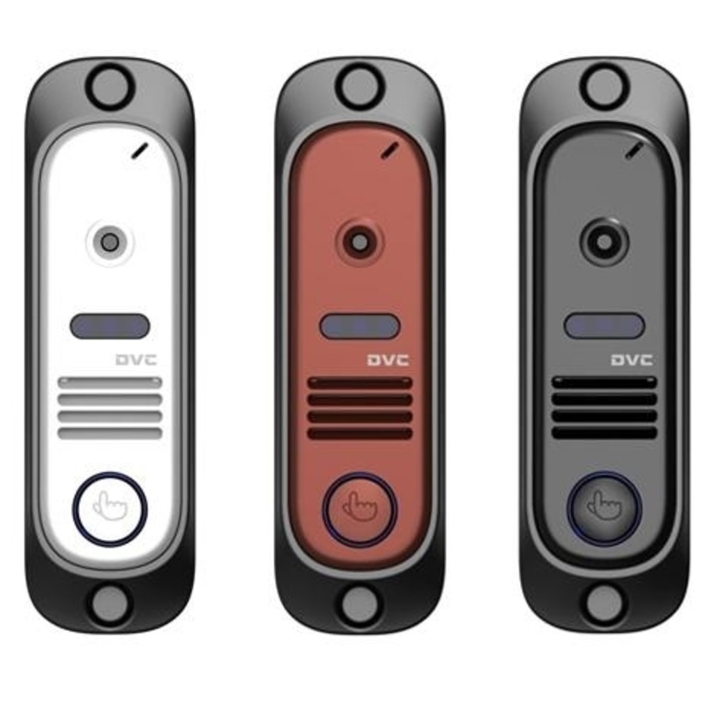 Видеодомофоны и домофоны: DVC-412 Si Color в Русичи