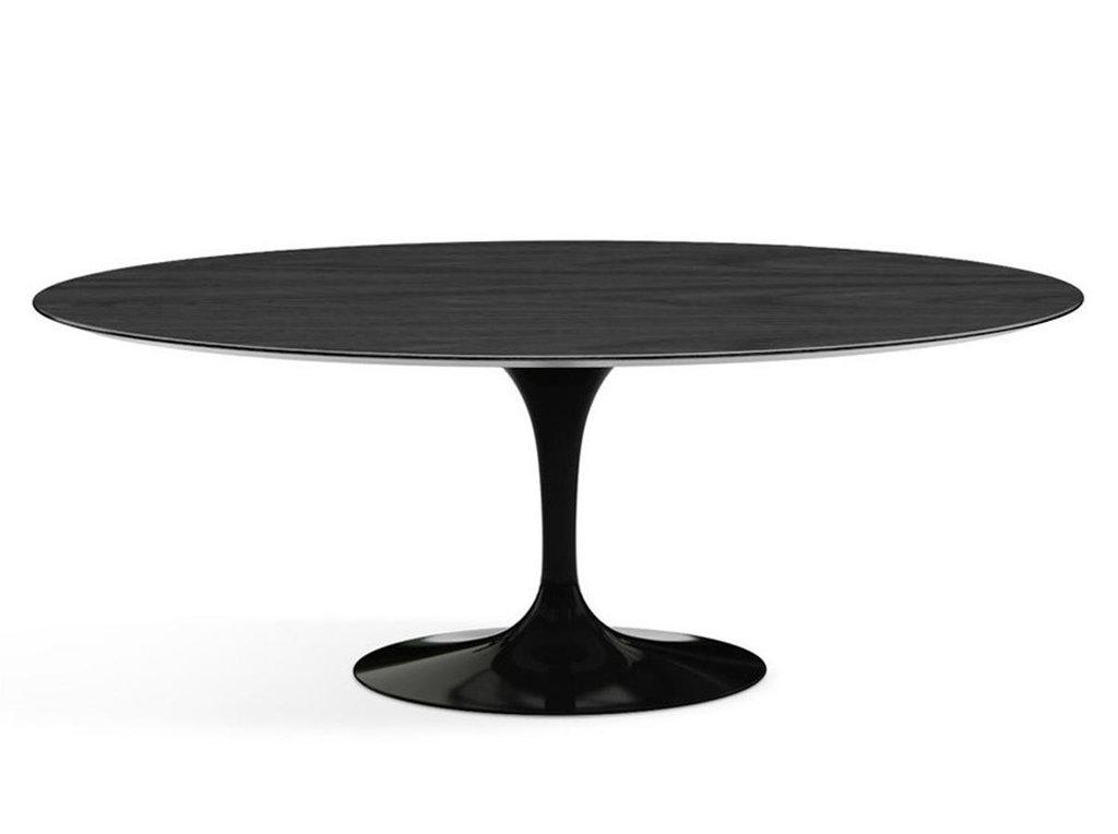 Столы обеденные: Стол обеденный Априори T овальный 110х180 15т венге в Актуальный дизайн