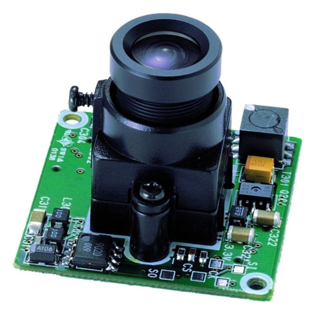 Аналоговые видеокамеры (AHD): Видеокамера Microdigital MDC-2120F в Микровидео