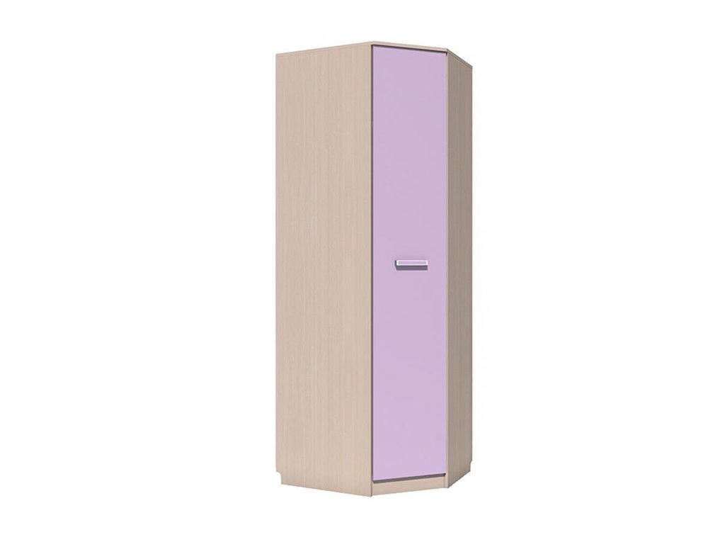 Детские шкафы и стеллажи: Шкаф угловой правый НМ 013.04-02 ПР М Рико-М в Стильная мебель
