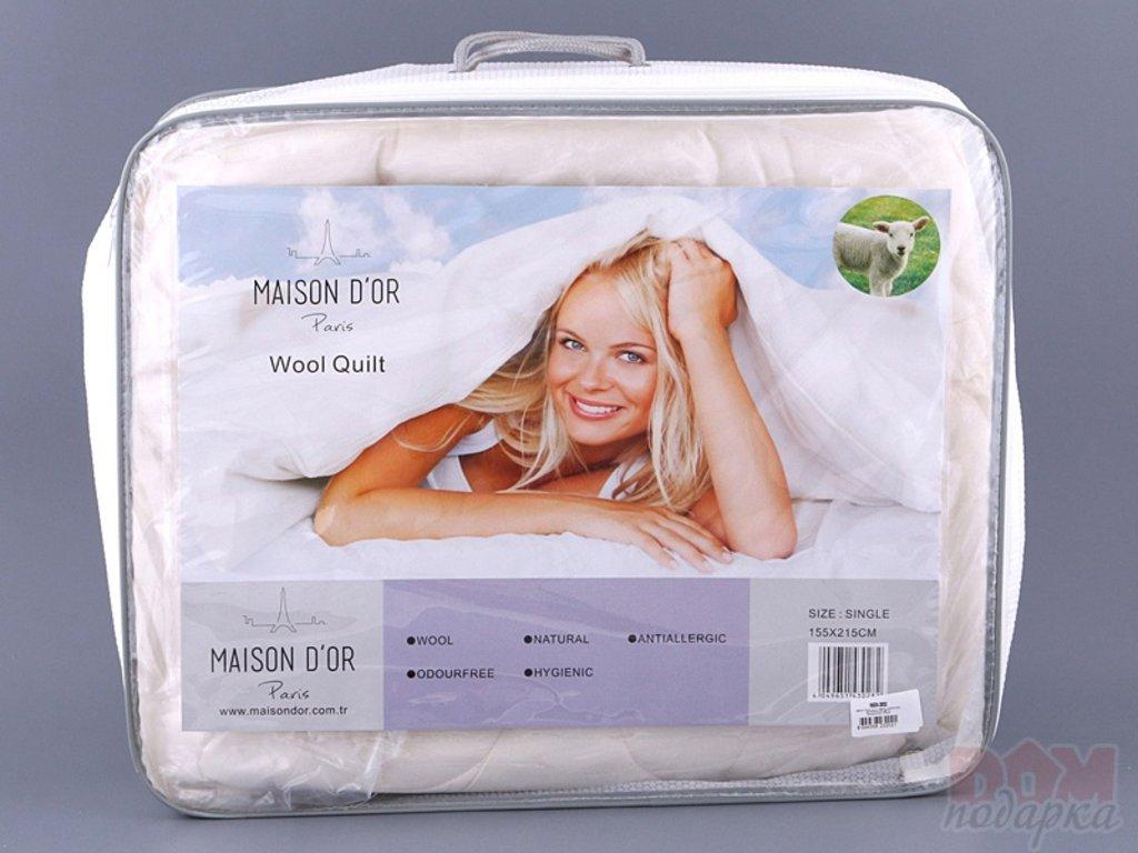 Одеяла: Одеяло Maison Dor WOOL QUILT в TAC