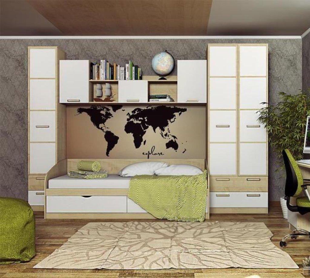 Модульная мебель в детскую Фанк: Модульная мебель в детскую Фанк в Стильная мебель