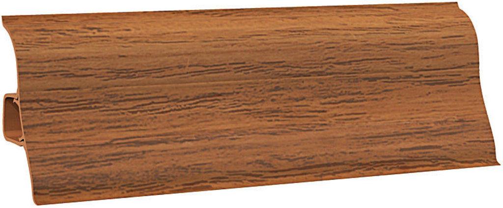 Плинтуса напольные: Плинтус напольный Ecoline 133 ольха темная в Мир Потолков