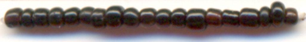 Бисер(стекло)6/0 упак.500гр.Астра: Бисер(стекло)6/0,упак.500гр.,цвет 49(черный/непрозрачный) в Редиант-НК