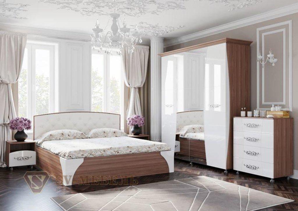 Мебель для спальни Лагуна-7: Комод (800) Лагуна-7 в Диван Плюс