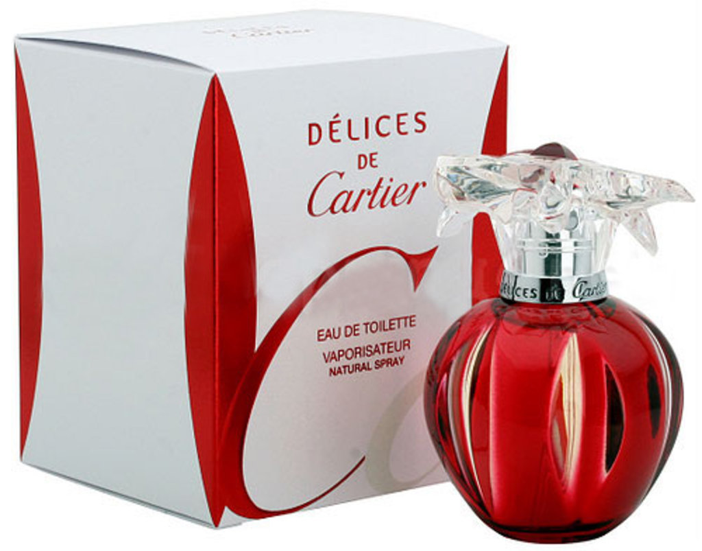 Cartier: Cartier Delices Парфюмерная вода edp ж 30 ml в Элит-парфюм