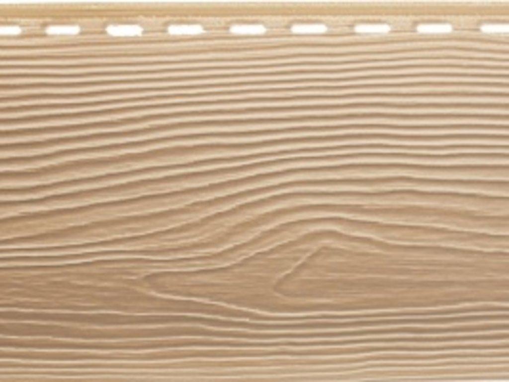 Вспененный сайдинг: Альта-Борд, Тимбер ПРО, панель ВС-01 Груша - 3,00х0,18м. в АНЧАР,  строительные материалы