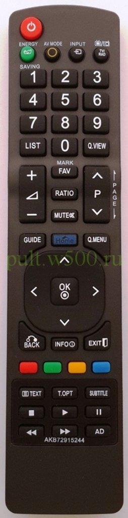 LG: Пульт LG AKB72915244 (LCD) SG в A-Центр Пульты ДУ