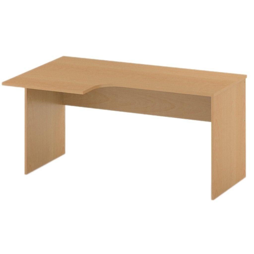 Офисная мебель столы, тумбы Р-16: Стол рабочий (16) 1300*900(600)*750 в АРТ-МЕБЕЛЬ НН