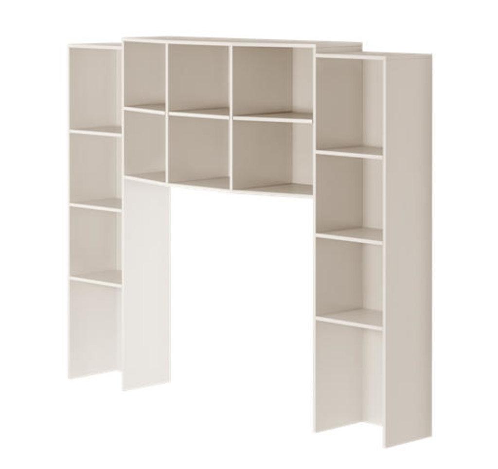 Мебель для гостиных, общее: Секция комбинированная 15 Виктория в Стильная мебель
