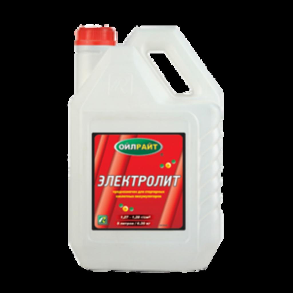 Электролит: Электролит кислотный корректирующий в БазаАКБ