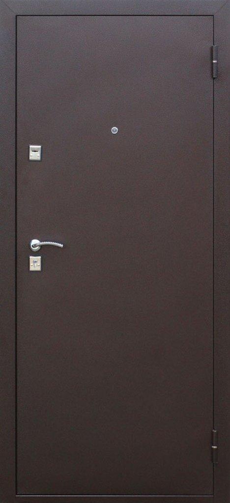 Двери Цитадель: Дверь входная металлическая Стройгост 7-2 Итальянский орех в Салон дверей Доминго Ноябрьск