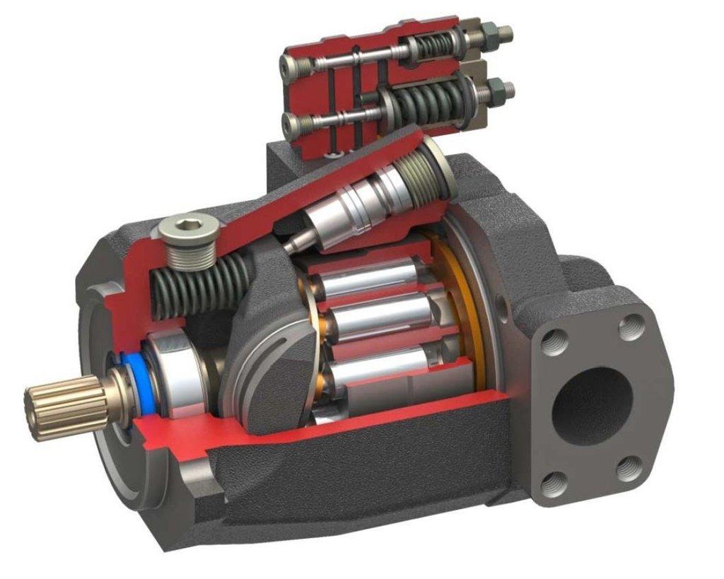 Гидравлическое оборудование: Ремонт гидронасосов в Гидросистемы