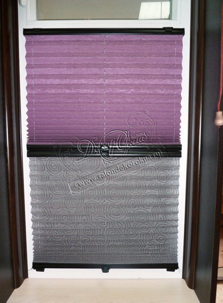 Плиссе: Плиссе в Декор окна, салон