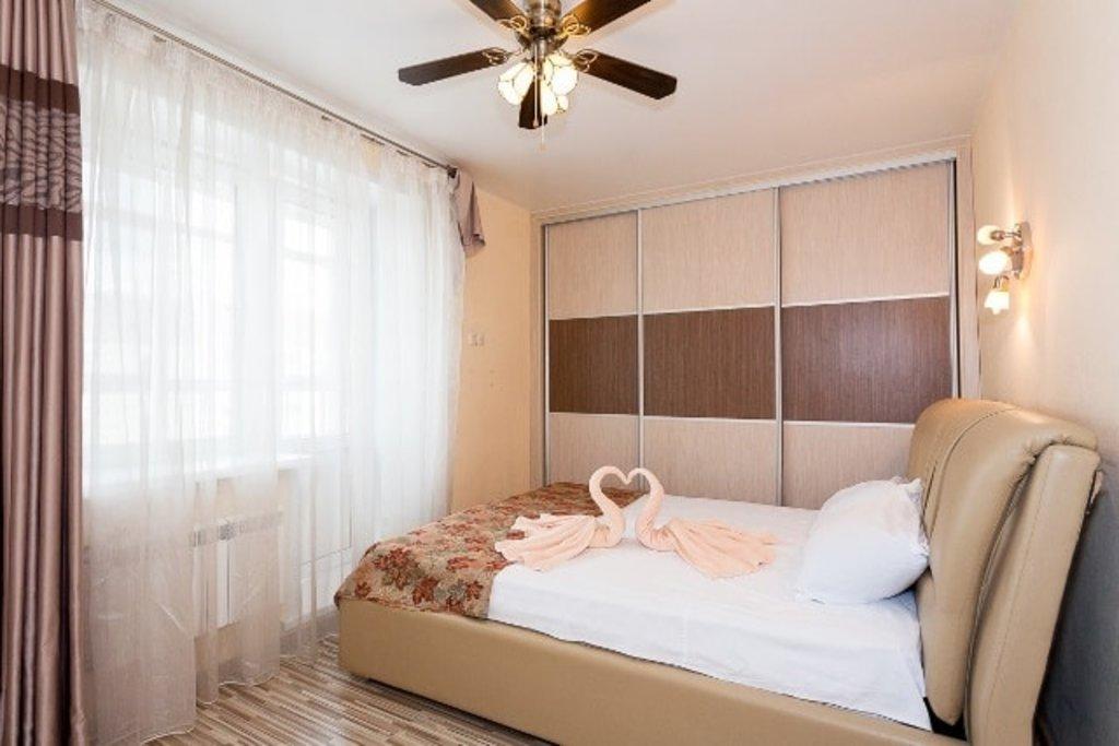 Двухкомнатные квартиры: Двухкомнатная квартира улица Молокова, 12 (А) в Эдем