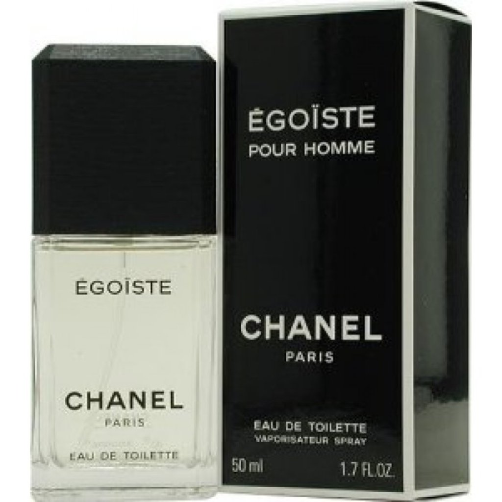 Chanel: Туалетная вода Chanel Egoiste edt м 50 мл в Элит-парфюм