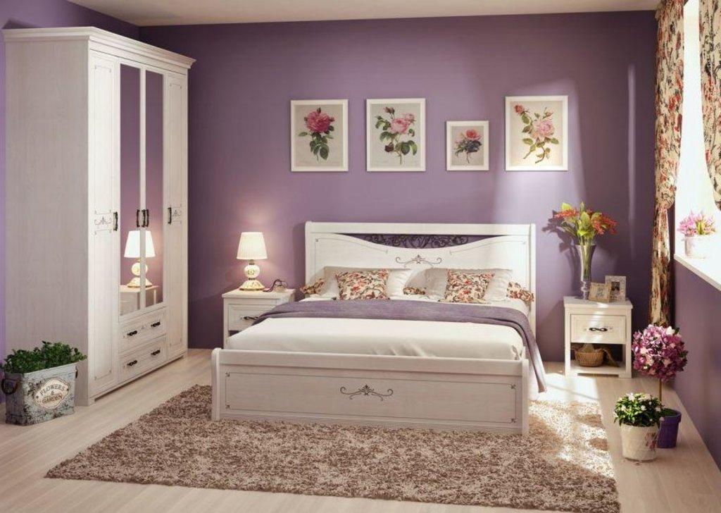 Модульная мебель в спальню Афродита: Модульная мебель в спальню Афродита в Стильная мебель