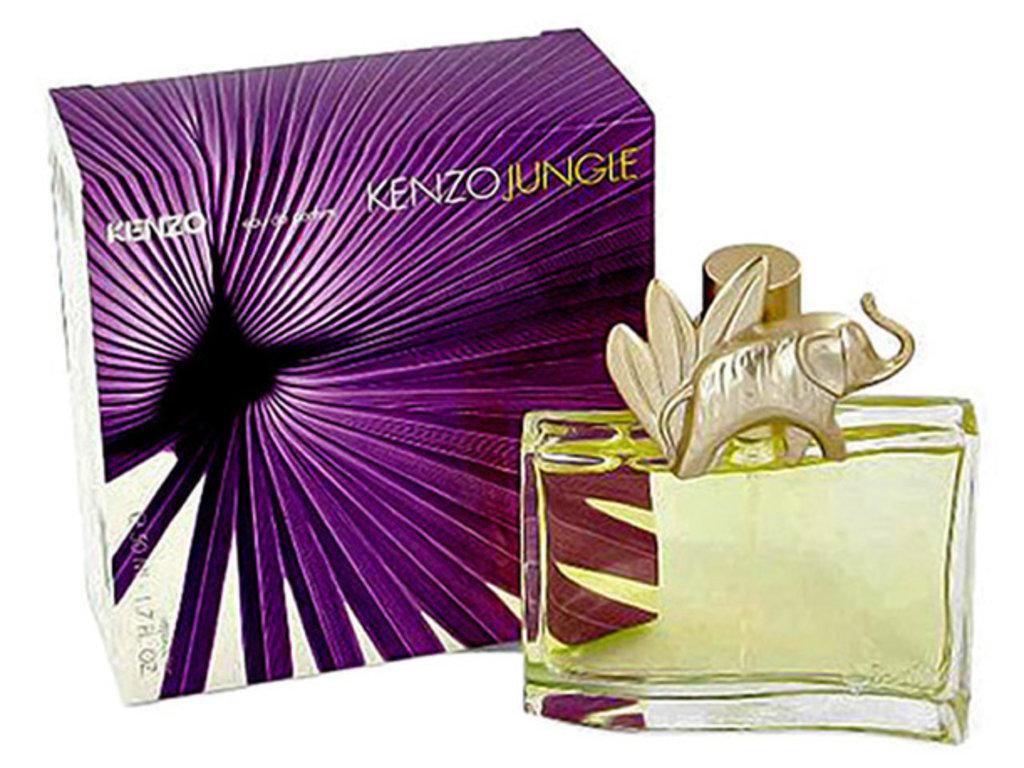 Женская парфюмерная вода Kenzo: Kenzo Jungle L'Elephant edp 30 | 50ml в Элит-парфюм