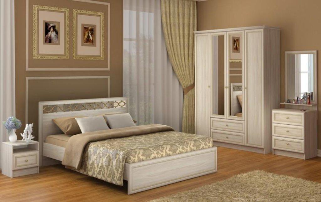 Модульная мебель в спальню Брайтон: Модульная мебель в спальню Брайтон в Стильная мебель