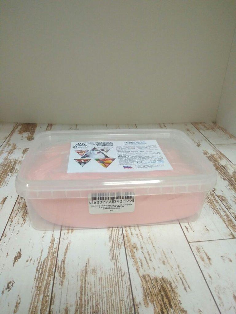 Ингредиенты: Паста сахарная для обтяжки Сладкий шелк в ТортExpress