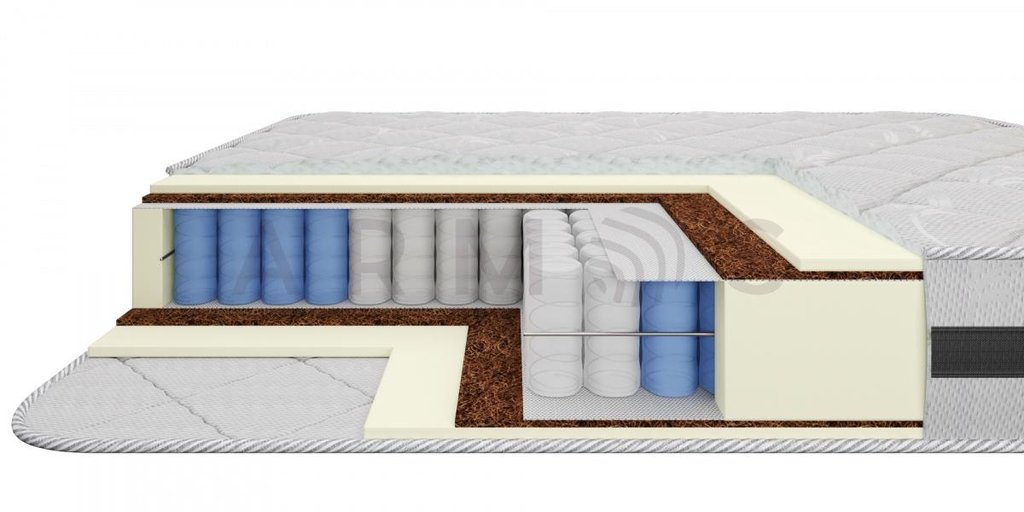 Матрасы: Матрас Адель в Стильная мебель