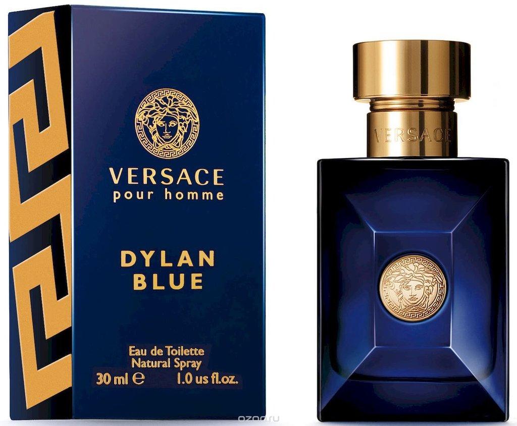 Versace: Versace Dylan Blue Туалетная вода edt м 30 | 50 | 100 ml в Элит-парфюм