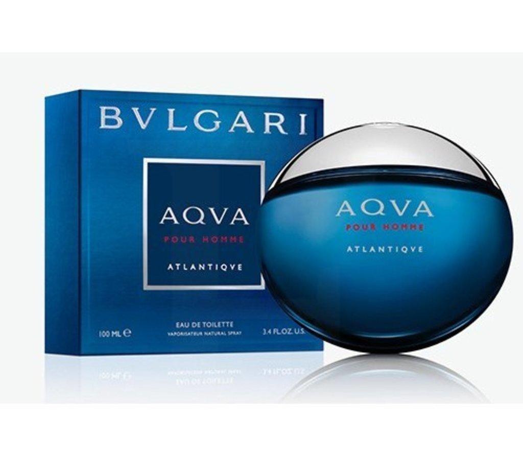 Bvlgary (Булгари): Bvlgari Aqva Pour Homme Atlantiqve в Мой флакон