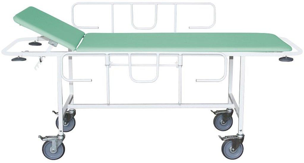 Тележки: Тележка для перевозки больных ДЗМО ТПБВ-01 Д в Техномед, ООО