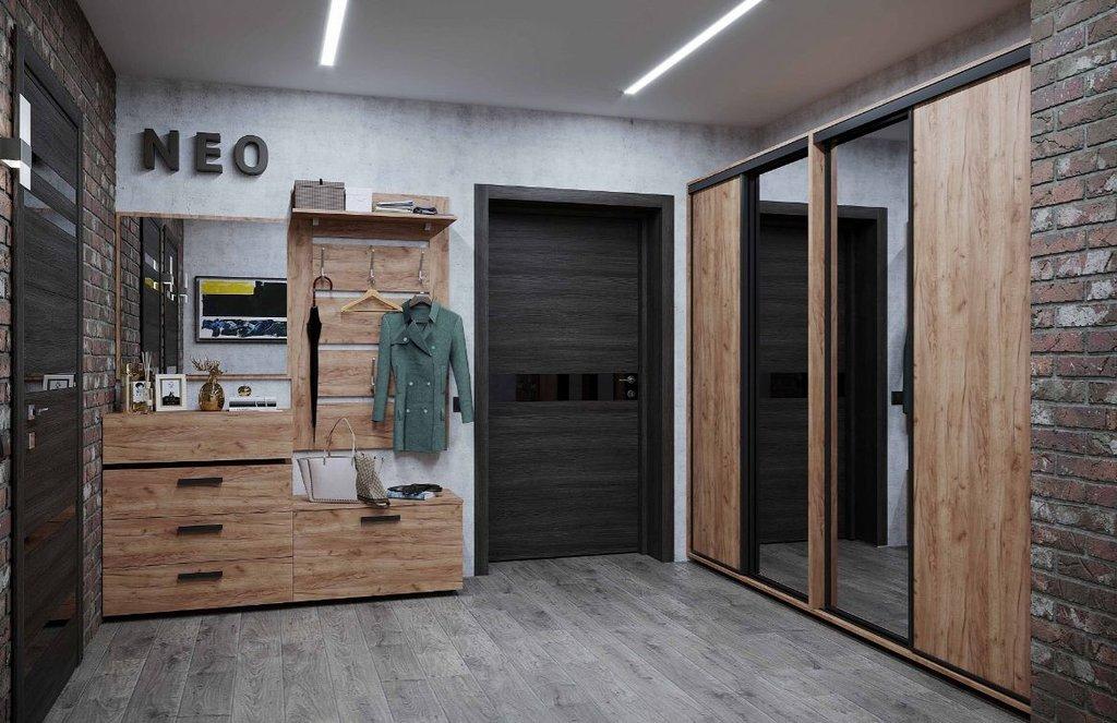 Мебель для прихожих, общее: Вешалка NEO 81 в Стильная мебель