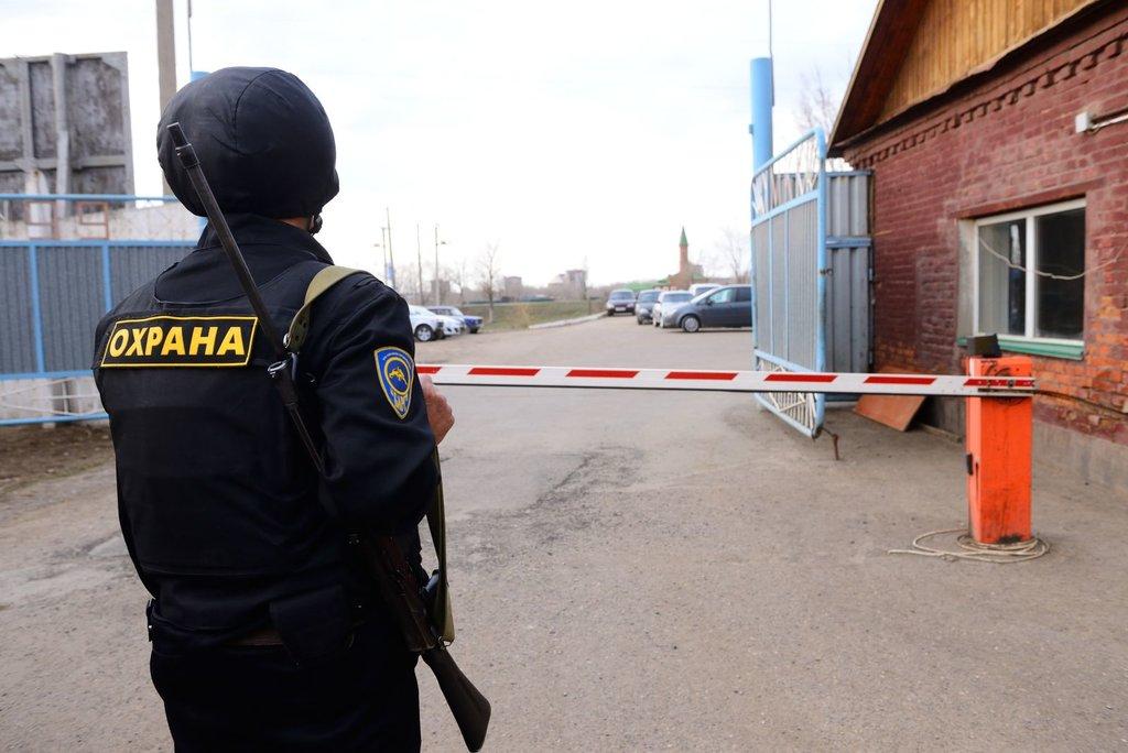 Услуги охраны: Охрана объектов в Эгида, ООО, частная охранная организация