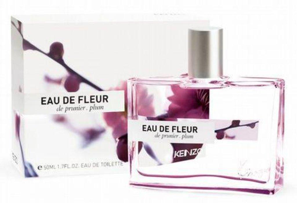 Для женщин: Kenzo Fleur de Prunier Plum edt Туалетная вода ж 50ml в Элит-парфюм
