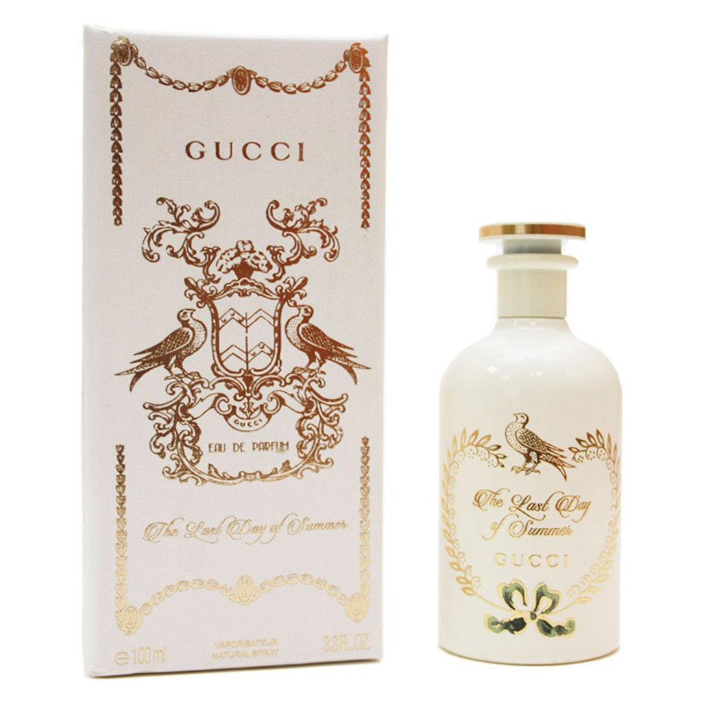 Gucci (Гуччи): Gucci The Last Day Of Summer (Гучи зе Ласт Дей оф Саммер) edp 100ml в Мой флакон