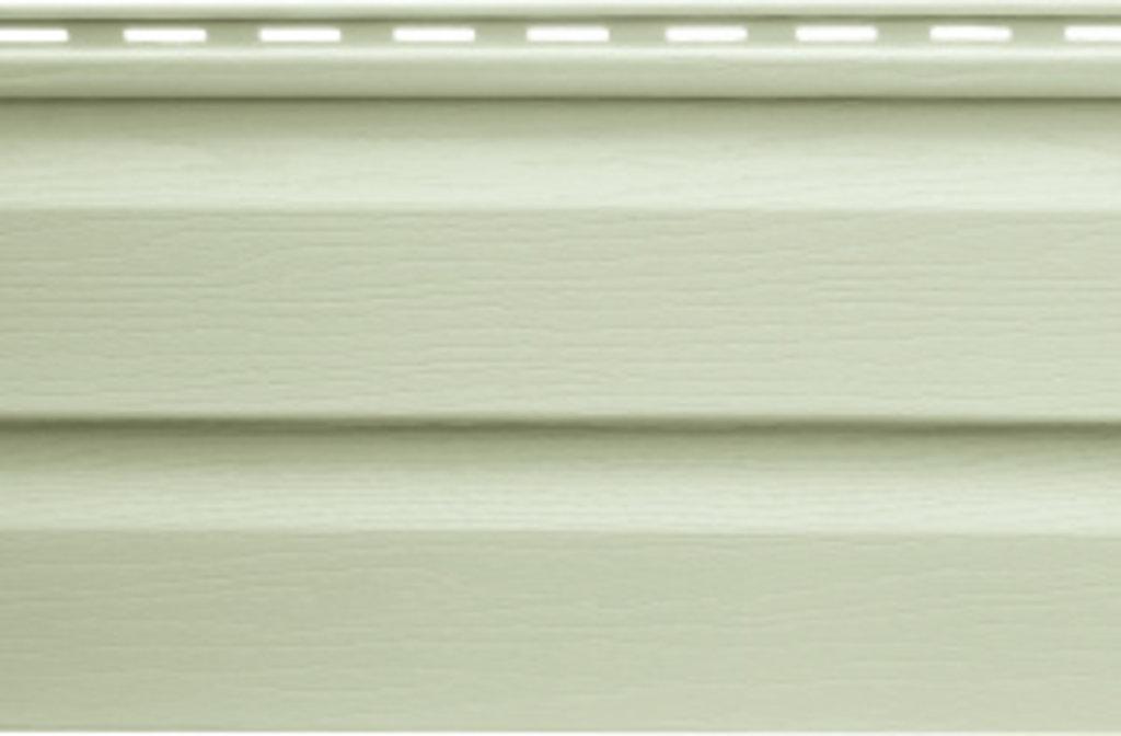 Виниловый Сайдинг: Альта-Сайдинг, виниловый, серо-зеленый, 3,00м в АНЧАР,  строительные материалы