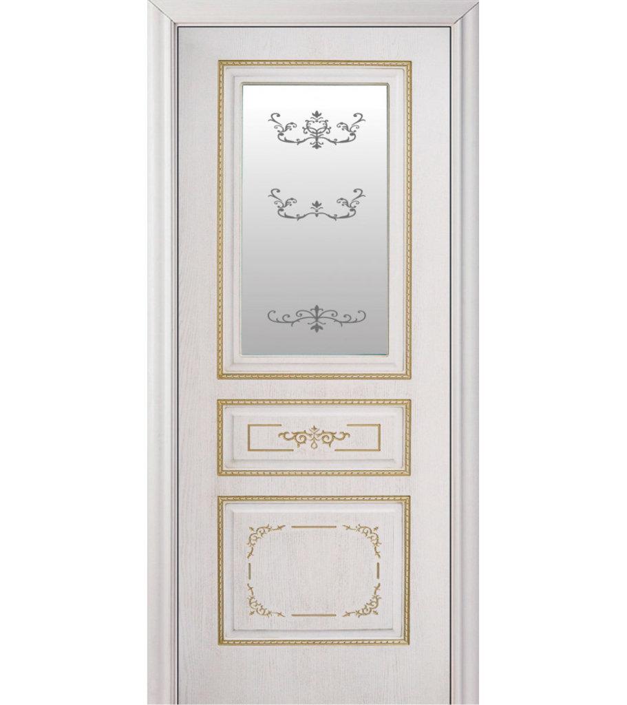 Межкомнатные двери: Межкомнатная дверь Вивьен ДО / ДГ в Двери в Тюмени, межкомнатные двери, входные двери