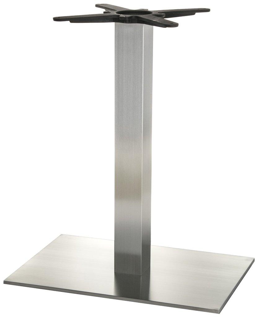 Подстолья для столов.: Подстолье 1258EM (нержавеющая сталь матовое) в АРТ-МЕБЕЛЬ НН