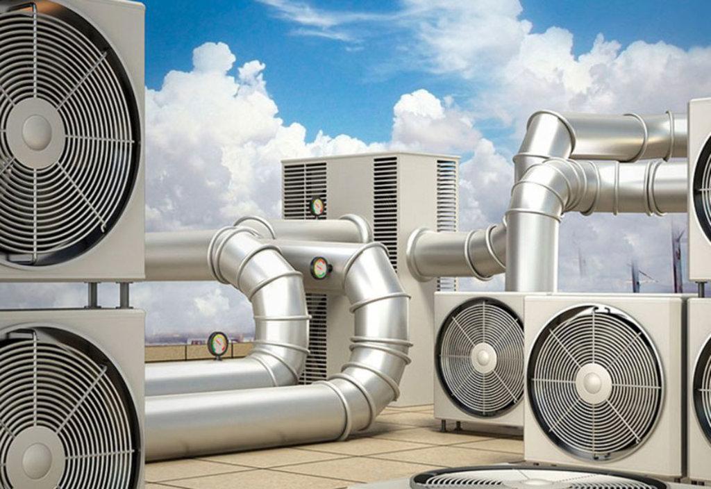 Строительные работы: Установка вентиляции в Профтехнология, ООО
