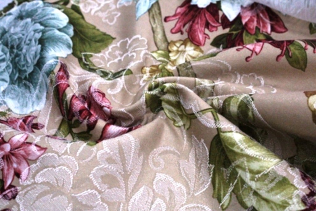 Ткани: Rovena в Салон штор, Виссон