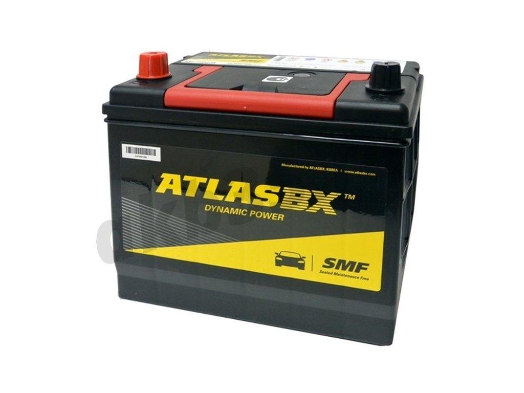 Аккумуляторы: ATLAS 60 А/ч Прямой Азия MF26-550 в Планета АКБ
