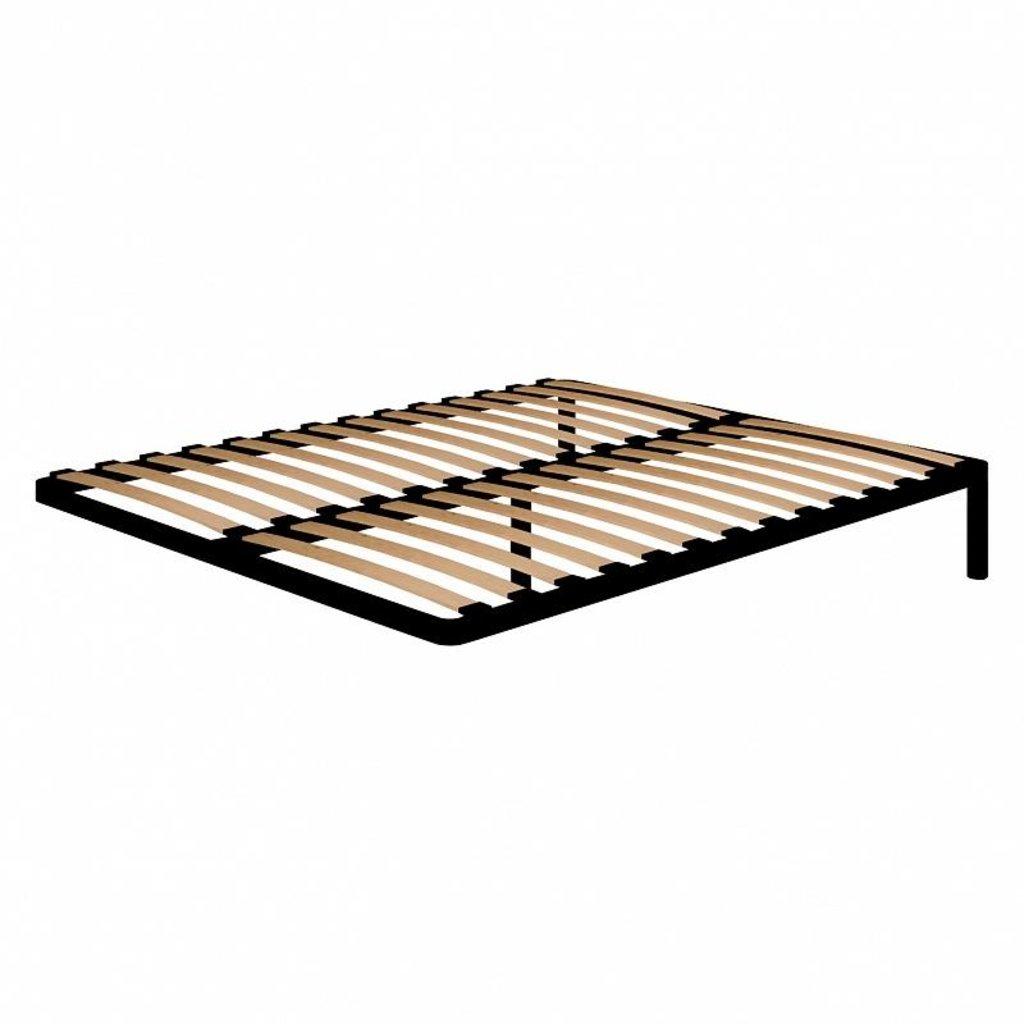 Кровати: Кровать Люкс Sherlock 48 (1400, орт. осн. металл) в Стильная мебель