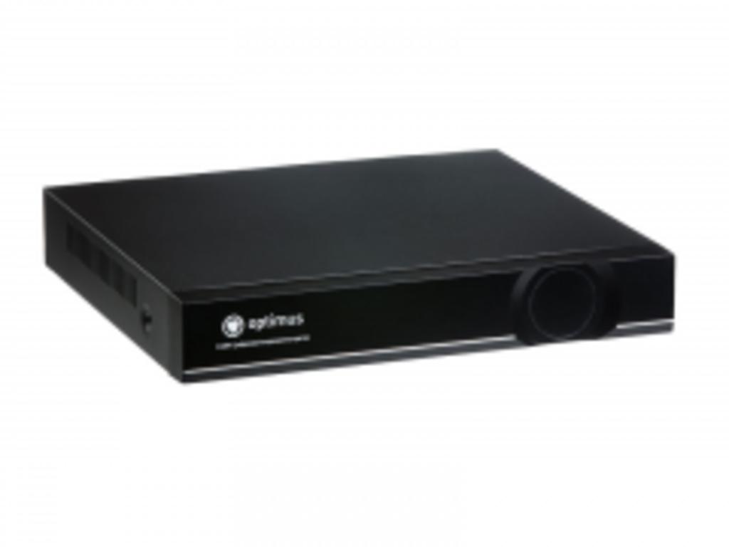 IP-Видеорегистраторы: IP-видеорегистратор Optimus NVR-5041 в Микровидео