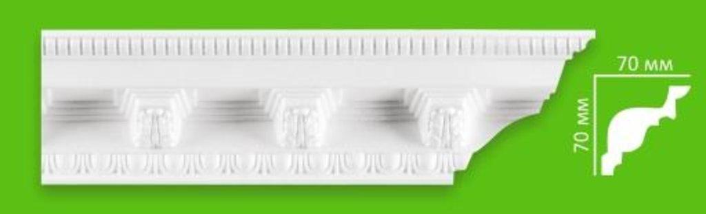 Плинтуса потолочные: Плинтус потолочный Dekor EK D 117/100 в Мир Потолков