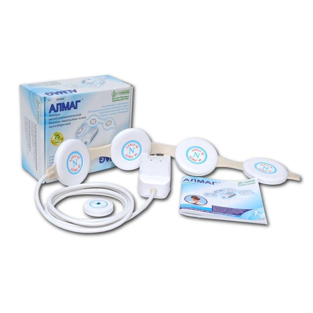 Аппараты магнитотерапии: Аппарат магнитотерапии Алмаг-01 в Техномед, ООО
