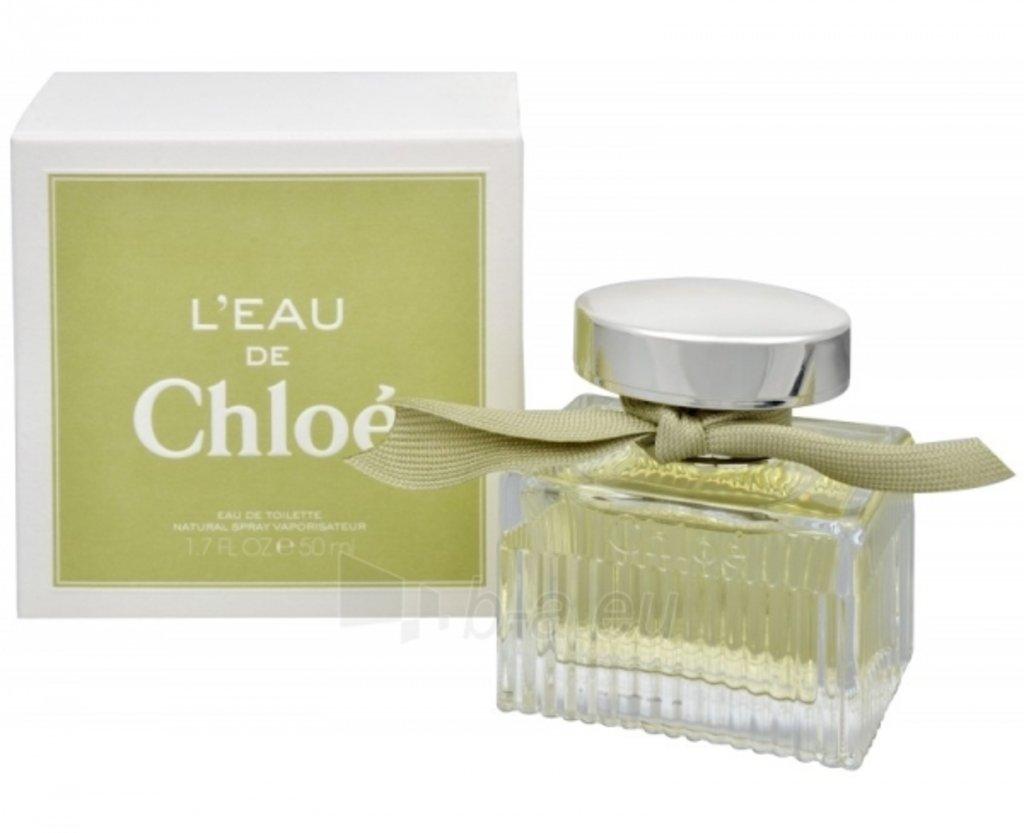 Chloe: Chloe L`Eau de Chloe edt Туалетная вода 30 | 50ml в Элит-парфюм