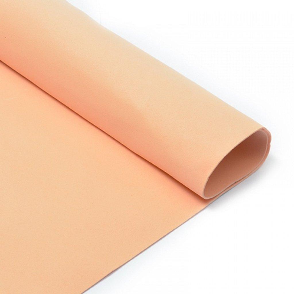 Фоамиран: Фоамиран 1мм 50*50см персиковый, 1 лист в Шедевр, художественный салон