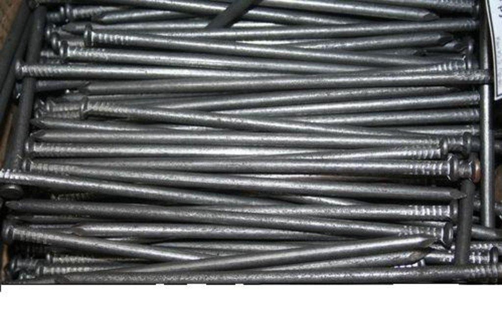 Арматура, металлопрокат: Гвозди 7,5х250мм в 100 пудов