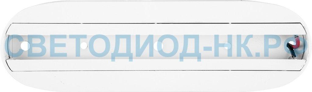 Трековые светильники: CAB1001 стационарное крепление для трековых светильников (кроме AL103 30Вт и AL104), белый в СВЕТОВОД