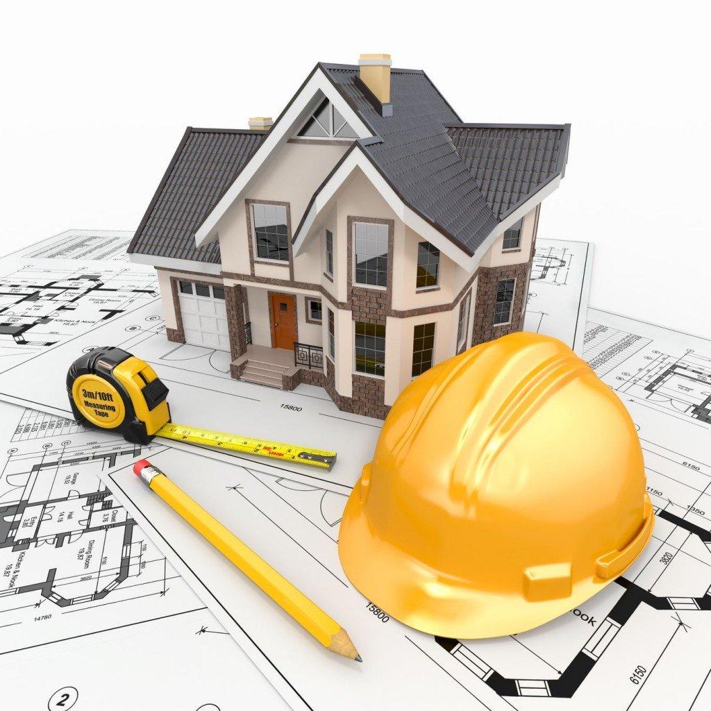 Строительные работы: Работы строительные в А-профиль, капитальный ремонт и строительство