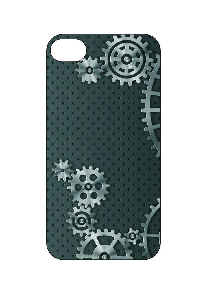 Выбери готовый дизайн для своей модели телефона: Шестеренки2 в NeoPlastic