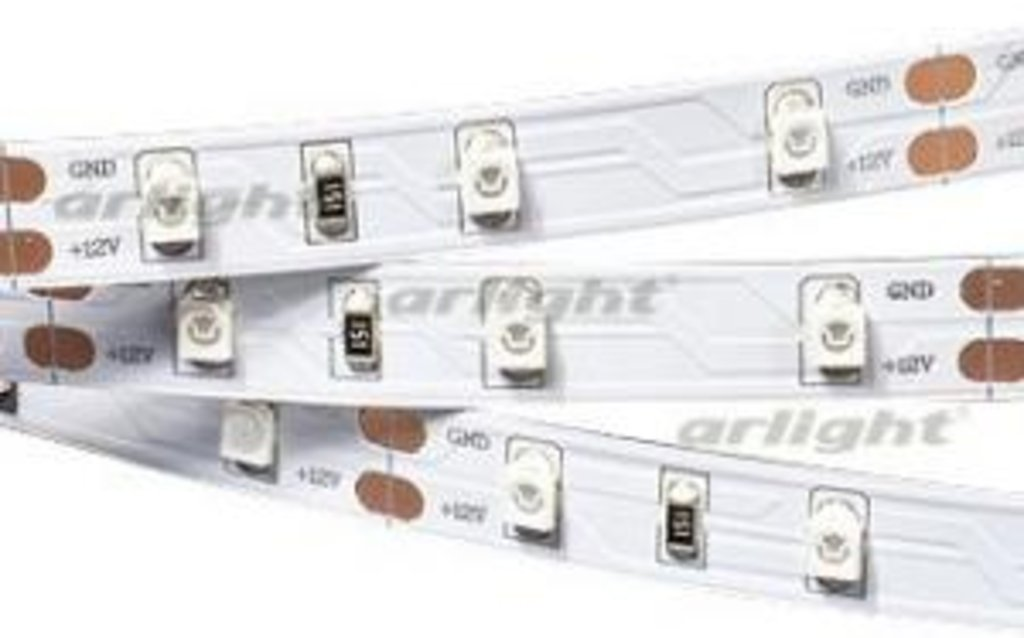 Открытая лента: Лента открытая Arlight LUX RT 2-5000 12V UV400 (3528, 300 LED, W) в СВЕТОВОД