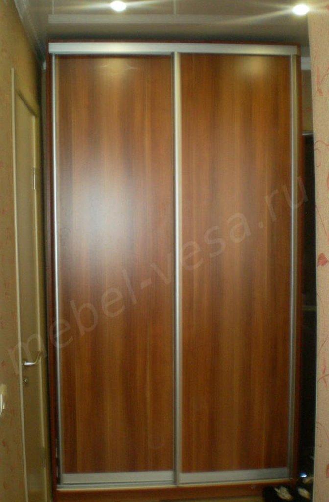 Шкафы: Шкаф-купе Олимп двухдверный в Vesa